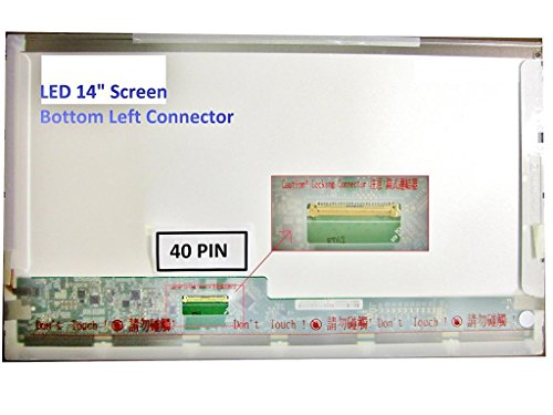 ACER TRAVELMATE P243-M SERIES Laptop replacement 14'' LCD LED Display Screen by Acer (Image #1)