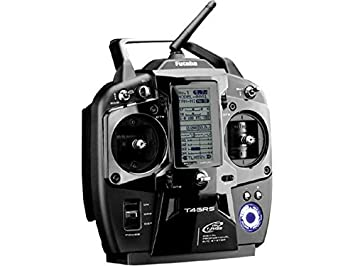 Futaba t4grs - 2,4 gHz T-FHSS 4 canales combo incluido R304SB con telemetría (seco): Amazon.es: Deportes y aire libre