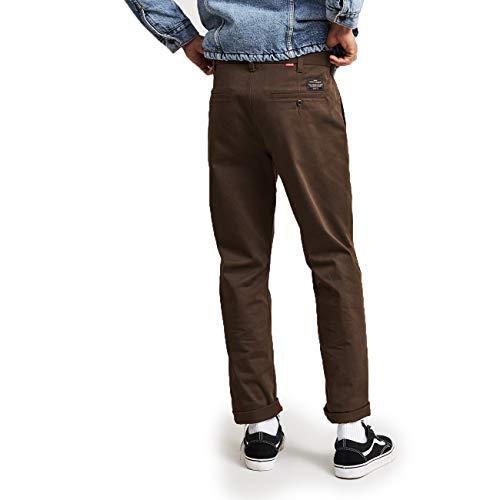 Brown Levis Skate Pant Cabernet Work qxBI7