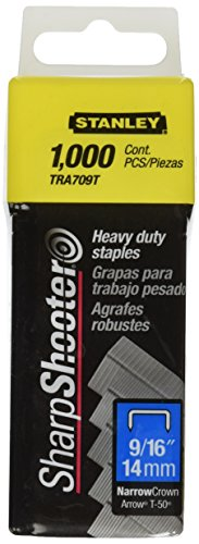 Stanley Tra709T Heavy Narrow Staples