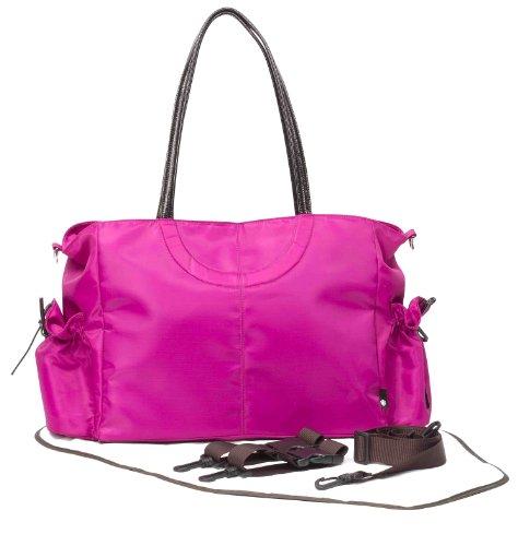 Primrose Hill Wickeltasche, Pink