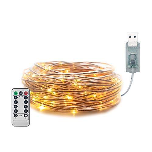 100 Led C 5 Holiday Christmas Lights in US - 8