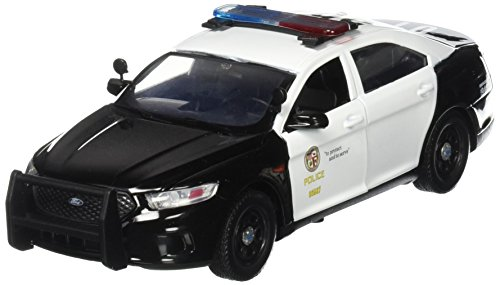 Motormax 124 2013 Ford Police Interceptor LAPD Vehicle