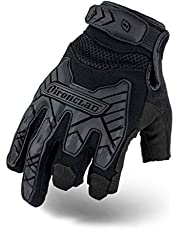 Ironclad Tactical Impact Trigger Gloves, TAA Compliant, Best for Military, Law Enforcement, Airsoft