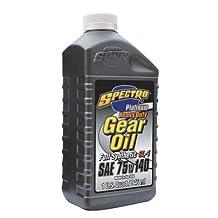 Golden Spectro Heavy Duty Platinum Gear Oil 75W-140 1 Quart