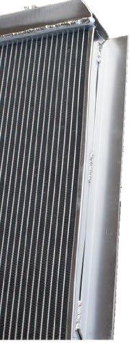 CC5100 Radiator 47 48 49 50 51 52 53 54 Chevy Truck PICKUP 3.5L 3.8L L6 3 Rows