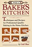 From a Baker's Kitchen, Gail Sher, 0201115395