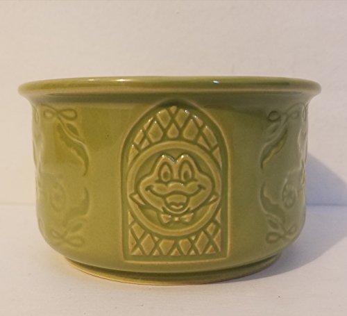 Disney Parks Mr. Toad Ceramic Appetizer Bowl