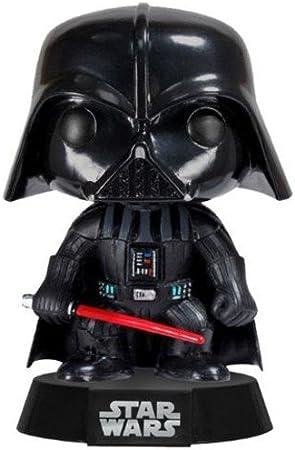 Comprar Funko Darth Vader Figura de Vinilo, colección de Pop, seria Star Wars, Color Negro, Rojo (2300)