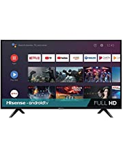 Hisense 40-Inch 40H5500F Class H55 Series Android Smart TV with Voice Remote (2020 Model) photo