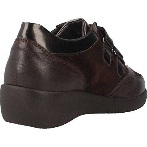 para Paseo Mujer III Zapatos de STONEFLY STONEFLY Modelo Mujer Marca marrón Color Cordones De Cordones Marrón Marrón Zapatos para 7OwAxaZaq