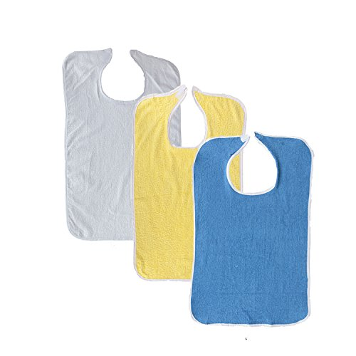 Terry Adult Velcro Closure Yellow product image