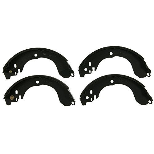 Nissan Rear Brake Drum - Wagner Z919 Brake Shoe Set, Rear