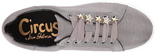 Edelman Sneaker Women's Grey Shania Frost by Sam Circus Eqpf66
