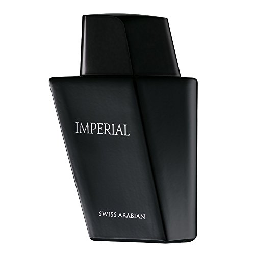 SWISSARABIAN Imperial 100ml, a Lite Uplifting Citrus Oud Wood Parfum for Men with Sultry Spices and Amber by Perfume Artisan Swiss Arabian
