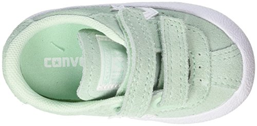 444d2db12cac Converse Unisex Kids  Breakpoint 2v Ox Mint Foam Trainers  Amazon.co.uk   Shoes   Bags
