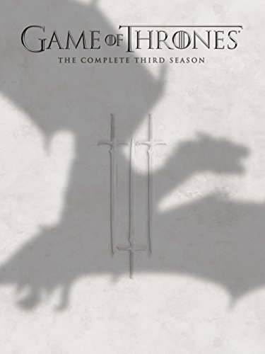 Game of Thrones: Season 3 (3rd Season Dvd)