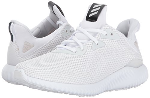 Adidas Performance Women's Alphabounce 1 w Running Shoe, White/Crystal White/Grey One, 7 Medium US