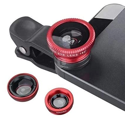 9237e1758a8552 K&F Deals Universal 3 in 1 Magic Mobile Lens Lens: Amazon.in: Electronics
