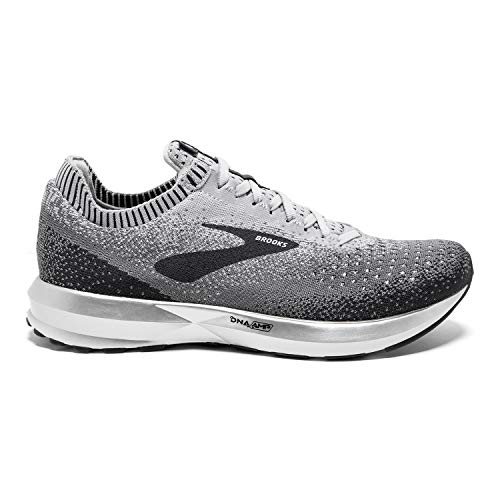 Brooks Women's Levitate 2 Running Shoes Grey/Ebony/White