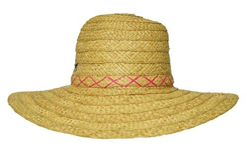 john-callanan-dorfman-pacific-contrast-stitch-floppy-hat-natural-fuschia
