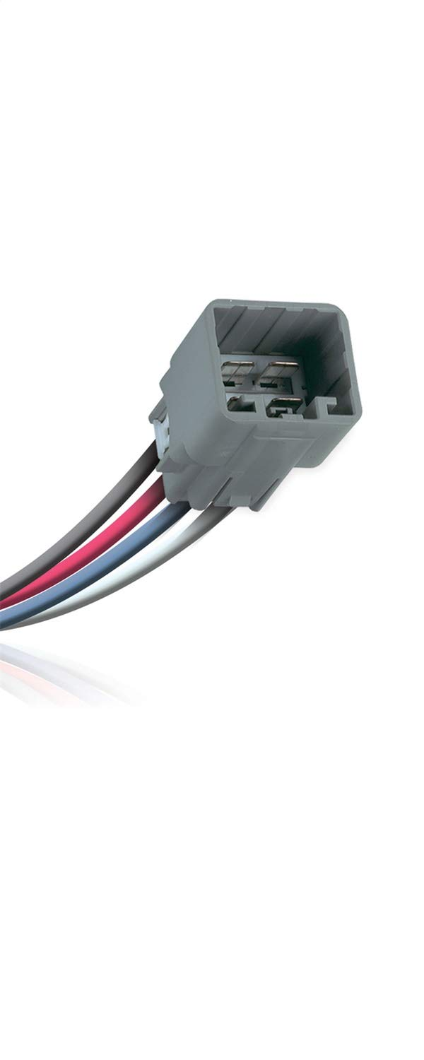 Hopkins 53056 Trailer Brake Control Wiring by Hopkins Towing Solution