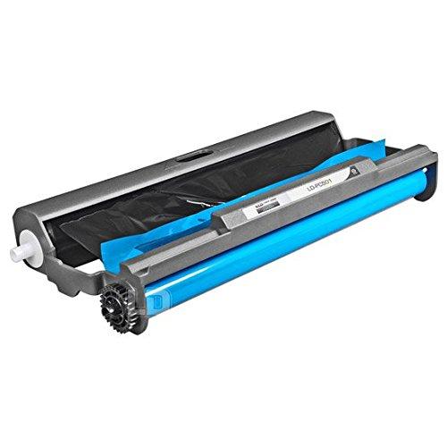 Compatible Brother PC501 Thermal Fax Ribbon by Advantage, 100% Guaranteed Quality. PC-501 Ribbon. COMPATIBLE Advantage Black Thermal Transfer Ribbon for the Brother Fax 575, (150 page yield). Brother Compatible PC501, Fits printer models: FAX 575 InkjetSup
