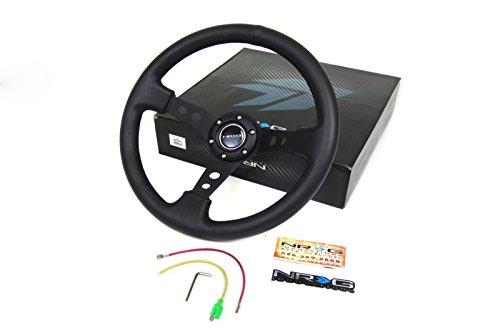 NRG 350MM Sport Steering Wheel 3