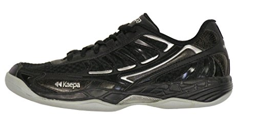 Kaepa Women's Heat Volleyball Shoes, Black, 11