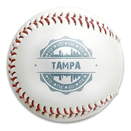 (X-JUSEN Tampa Florida Baseballs Game Ball Softball)