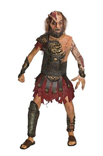 (Boys Clash Of Titans Calibos Dlx Kids Child Fancy Dress Party Halloween Costume, S)