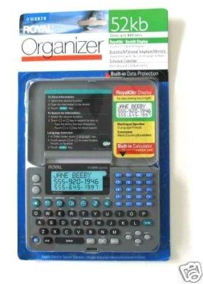 Royal DM2070 Electronic Organizer