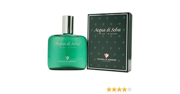 Amazon.com : Acqua Di Selva By Visconti Di Modrone Mens Eau De Cologne (EDC) 6.8 Oz : Beauty
