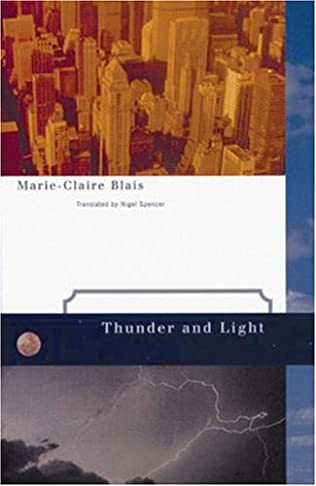 book cover of Thunder and Light