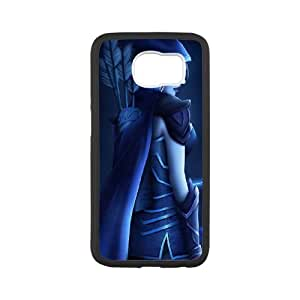 DROW RANGER Samsung Galaxy S6 Cell Phone Case White DIY Gift pxf005-3587616
