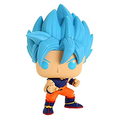 Funko POP! Animation: Dragonball Super - SSGSS Goku (Exclusive): Toys & Games