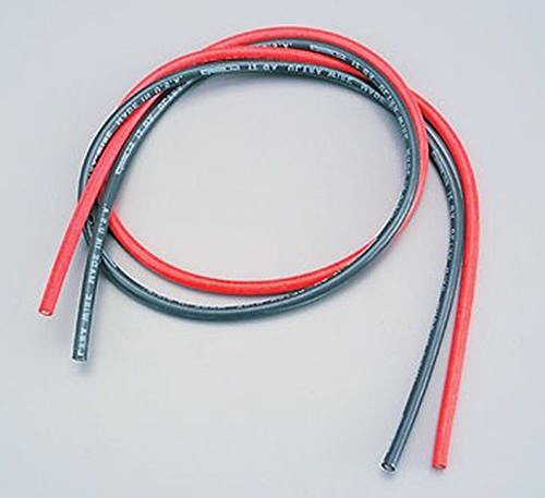 WS Deans 1400 12 Gauge Ultra Wire, Red/Black (Ultra 12 Deans Wire Gauge)