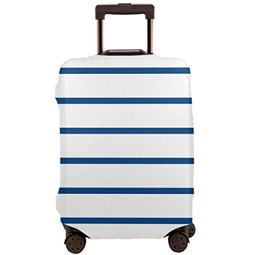 Spandex Travel Luggage Cover Case Protector Ocean (13) Dust-proof Zipper Bag Fits 18-32 Inch Suitcase