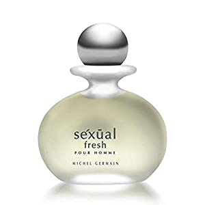 Sexual Fresh By Michel Germain For Men Edt Spray 2.5 Oz