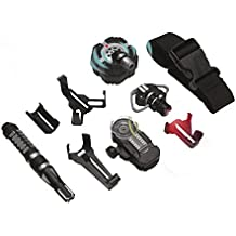 SpyX MukikiM Micro Gear Set - 4 Must-Have Spy Tools Attached to an Adjustable Belt. Jr Spy Fan Favorite & 2015 Product of the Year.  Perfect addition for your spy gear collection!