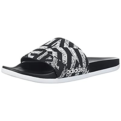 adidas Women's Adilette CF+ Link GR W Slide Sandal | Sport Sandals & Slides