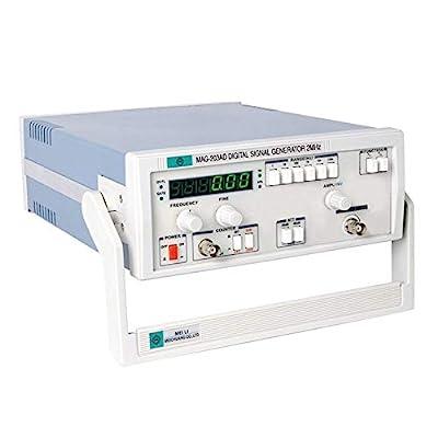 MAG-203AD Digital Signal Generator Low Frequency Signal Source Audio Signal Source Signal Generator High Precision