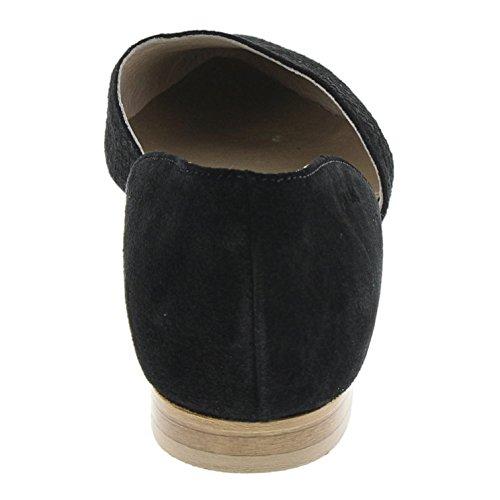 Shoes Para Pisa Mujer Schwarz Bailarinas Marc schwarz fvBSxqqw