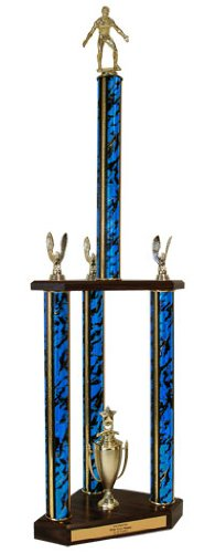 37'' Wrestling Trophies by QuickTrophy