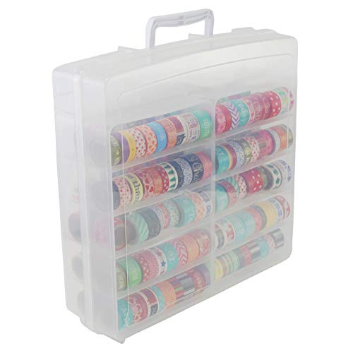 4-Tray Craft Organizer Storage Box by Recollections