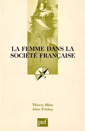 Download La Femme dans la Société française, 3e édition ebook