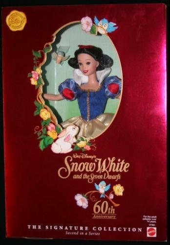 Anniversary Edition Doll - Disney Collector Edition 60th Anniversary Snow White doll