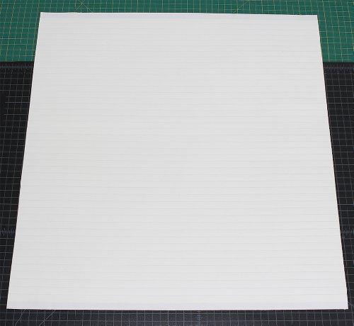 Mr. Pleater Board 1/2''(22''W x 22''L) by Mr. Pleater