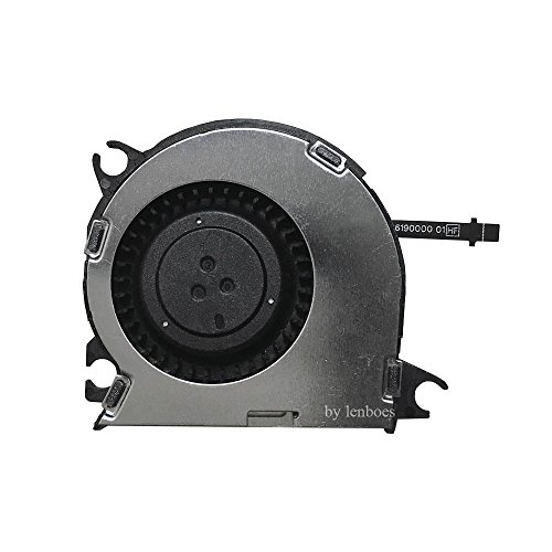(lenboes Original Internal CPU Cool Cooler Cooling Fan Replacement Part for Nintendo Switch NS 2017 Console)