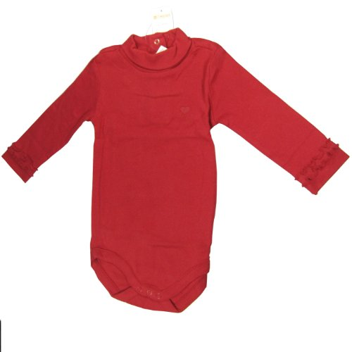 Gymboree Turtleneck - Gymboree Onsie Long Sleeve Red Turtleneck Baby Girl 6-12 Months